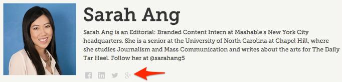 author bio link